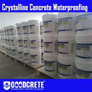 China Deep Penetrating Liquid Crystalline Concrete Waterproofing on sale