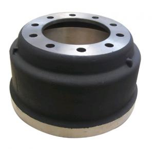 China HT250 Grey Cast Iron / Resin Sand Casting Brake Drum for Heavy Duty Truck Trailer on sale