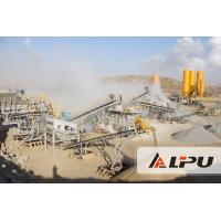 Small Scale Stone Crusher for Hard Materials Mini - type Crushing Line