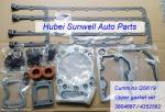 Cummins QSK19 engine upper gasket set 3804667 / 4352582