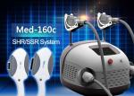 2 In 1 System Perfect SHR Laser Hair Removal Machine For Women 16 Languages