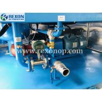 China Weather Proof Type Bipolar Vacuum Electric Insulating Oil Purifier Machine 12000Liters/Hour on sale