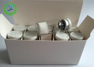 China Pharmaceutical Peptides Hgh Fragment Melanotan II For Promote Darker Skin Pigmentation on sale
