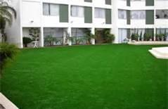 China Leisure Fake Lawn Artificial Grass Turf for Commercial with High elasticity on sale