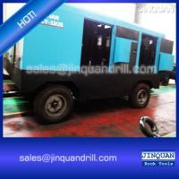 Kaishan Diesel Screw Portable Air Compressor with Cummins Engine LGCY-33/25 Air Compressor