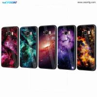 Fashion HD 5 Colors 9H 3D Cover Case Flexibility Soft TPU Shock Absorption Bumper for IPhone Samsung Smartphone