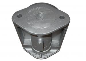 China Plug Butterfly Valve Aluminium Die Casting Weight 5.68KG ASTM AISI Standard on sale