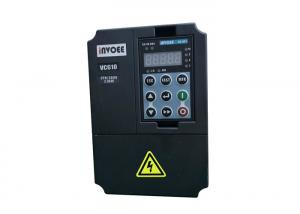 China Durable Single Phase Motor Inverter , CNC Router VFD Low Speed Large Torque on sale