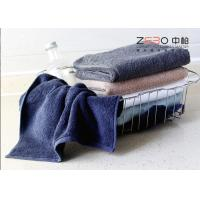 150 Grams Dye Color Hotel Face Towel For Motels / Cruise Ships / Resorts