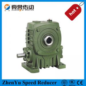 China Precision Small Worm Gear Speed Reducer Gear Box For Wood-Working Machine on sale