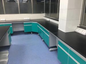 China 1500*750*850MM Technology Lab Table,Lab Furniture, Lab Benches and Lab Workstations on sale