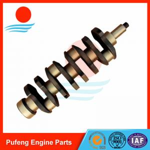China 4BE1 crankshaft 8-94416-373-2 for ISUZU diesel engine on sale