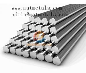 China Factory supply high purity cobalt rod/bar from jinxing matmetals on sale