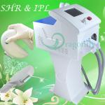 2015 home use multifunction SHR IPL hair removal laser machine