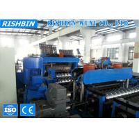 Automatic Steel Silo Corrugated Panel Roll Forming Machine For Grain Storage