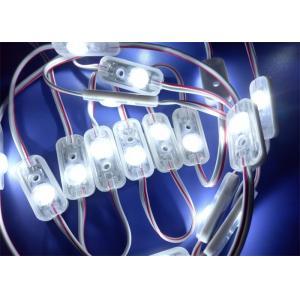 China Cool White 1W Pixel LED Module Lights , IP68 3030 LED Light Module String  on sale