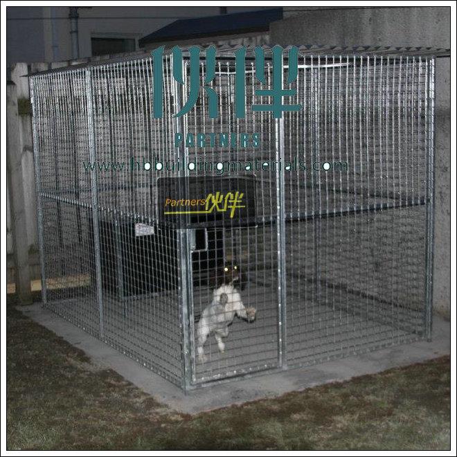 Fencing supplier welded wire mesh dog kennls runs