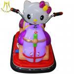 Hansel popular kids ride on electric toy car bumper car for kids