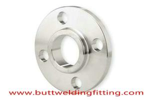 China ASTM A 182 Stainless Steel Pipe Flange Weld Neck Flanges 150Lb To 2500Lb on sale