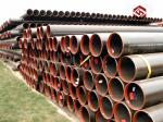 Tubo de acero inconsútil laminado en caliente redondo del petróleo St52 DIN1629/DIN2448 JIS G4051 S20C