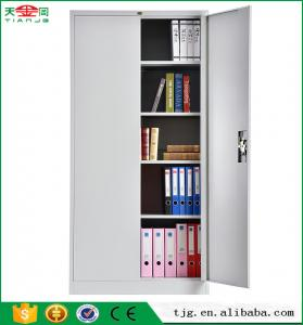 China TJG Cheap Locking Filing Cabinets Used For Office Home Books Files A4 Papers on sale