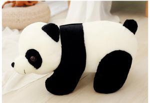 China Lovely Christmas Gift Personalised Plush Toys 20 - 90cm Plush Size Panda Stuff Toy on sale