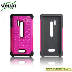 China Hard PC cover for Nokia 928,Set with diamonds  on sale