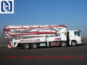 China 12m Lifting 10 Ton Mobile Telescopic Boom Crane / Tractor Hydraulic Crane SQ10SK3Q on sale