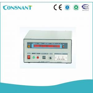 China One Phase Automatic Voltage Stabilizer Bypass Protection With Instant Trip Breaker on sale