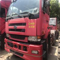 China Used UD NISSAN Dump truck head ,used UD dump truck trailer with diesel engine for sale on sale
