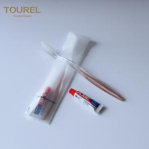 Tourel 3 5 Star Luxury Hotel Amenities Customized Logo Soft Film