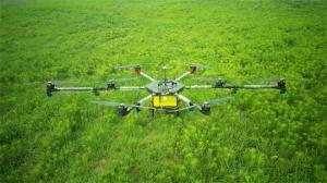 China agriculture power pump sprayer fumigation spraying drone sprayer agriculture uav crop duster on sale