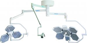 China Shadowless LED Surgical Lights With Osram Bulbs , Operating Theatre Lamp With Arm Camera on sale