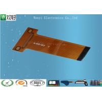 China Double Side Flexible Printed Circuit Boards , 0.5 OZ Flexible Copper Clad Flex Printed Circuit on sale