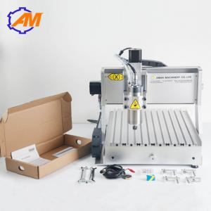 China cnc engraving machine AMAN 3040 nameplate cheap cnc table cnc machine 3040 3axis/4 axis optional cnc wood router on sale
