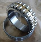 NNU4140MAW33 bearing 200x340x140mm Mining cement mill shaft Brass cage