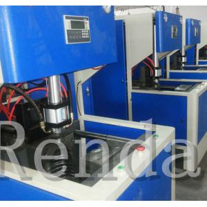 China ISO 1500 BPH Bottle Blowing Machine 380V Automatic Blow Moulding Machine on sale