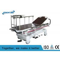 Hydraulic  Radio Translucent Resuscitation Trolley Height Adjustable