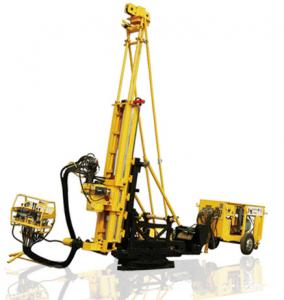 China Solid Mineral Underground Core Portable Drilling Rig Depth 750m CKD600C on sale