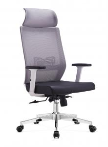 China executive chair mesh  BIFMA certified Office task Chair, mesh chair, breathable staff chair high back computer chair on sale