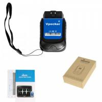 VPECKER E4 Phone Bluetooth Full System OBDII Scan Tool for Android Support ABS Bleeding/Battery/DPF/EPB/Injector/Oil Res
