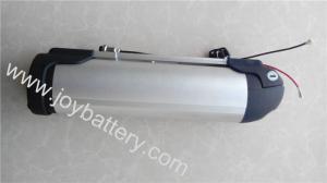 China batería eléctrica de la bicicleta de la batería del ebike de la batería de la botella de agua LiNiCoMnO2 de 24V 8Ah, batería de 24V 12Ah Ebike on sale