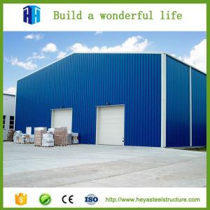 China easy maintenance steel structure warehouse structural steel beam on sale