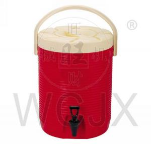 China WL-10L Stainless / thermos bucket/ Insulated Tea Bucket/ bottle Heat/ insulation bucket/ bubble tea warmer on sale