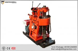 China XY-200 core drilling rig portable drill with 200m depth capacity on sale