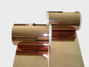China flexible copper clad laminate without adhesive for FPC on sale