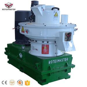 China Vertical Ring Die Capacity 2 Tons Per Hour Pine Wood Pellet Making Machine on sale