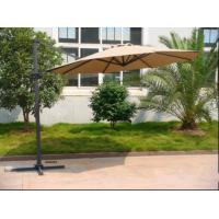 China Heavy Duty 3M Waterproof Polyester Outdoor Patio Umbrellas ,  Cantilever Garden Parasol On Sale .