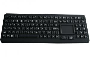 China Compact Format IP68 Keyboard With Touchpad , Water Resistant Keyboard on sale