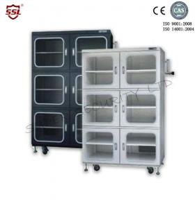 China Electronic Nitrogen Dry Box with Rustproof Paint for 1% ~ 60% RH on sale
